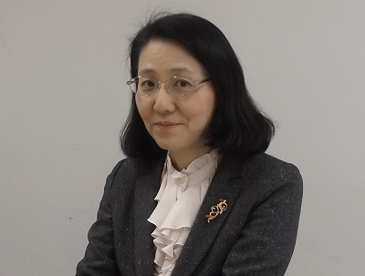 Associate Professor Fuyuko Matsukata of the Historical Archives Institute