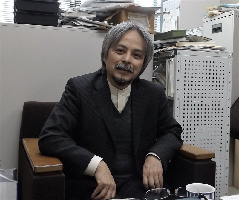 Suzuki Jun, Professor of Letters and Graduate School of Humanities and Sociology